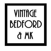 Your Vintage Guide To Bedford & Milton Keynes