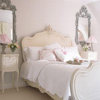 vintage bedroom 1