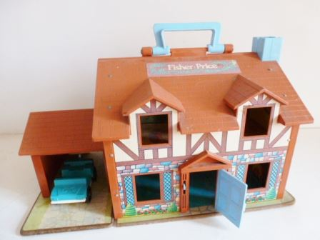 house fisher price 023