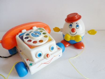 phone humpty  fisher price 025