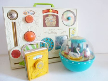 vintage fisher price 026