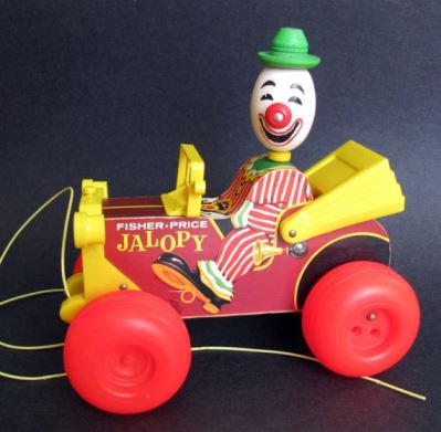 jalopy fisher price