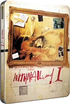 Withnail and I - Zavvi Exclusive Limited Edition Steelbook - Double Play (Blu-Ray and DVD) Blu-ray from Zavvi.com
