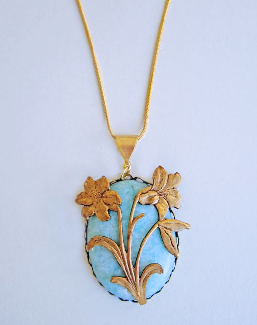 Vintage necklace from Eclectic Eccentricity