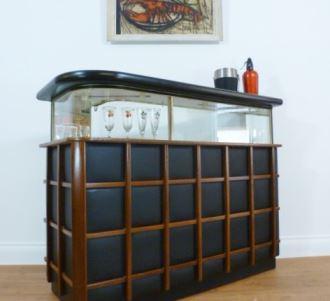 vintage cocktail bar www.yourvintagelife.co.uk