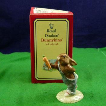 Ebay vintage Bunnykins figure via yesbuyme1st