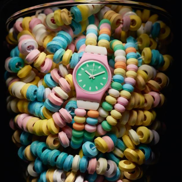 swatch sweeties