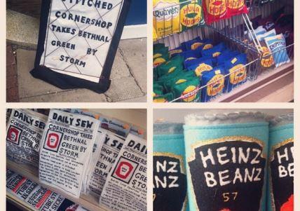 Your Vintage Life visits the Cornershop art pop up 10