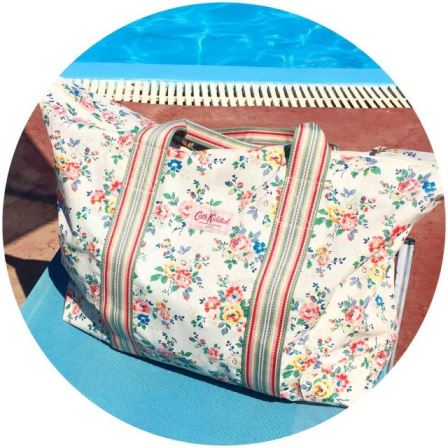 My cathkidstonltd bag is the perfect beach bag!nbspRead more