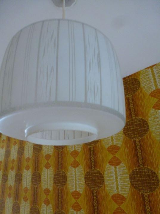 1950s white light vintage retro mic century as seen on Kate Beavis Home blog