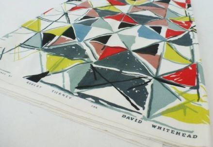 David Whitehead Fabric as featured on Kate Beavis.com