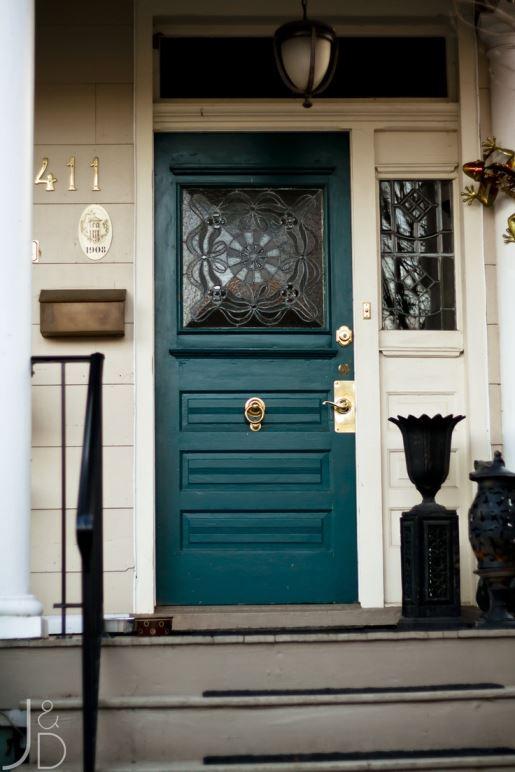 Superbe Vintage Front Door 5