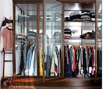 Storage wardrobe closet 4 - Your Vintage Life styling blog