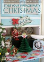Style your vintage party - christma cover