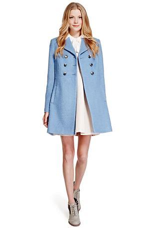 Marks and Spencer vintage retro inspired clothing on Kate Beavis blog
