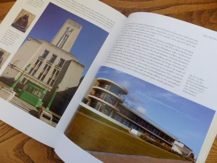 Art Deco book by Eric Knowles reviewed by Kate Beavis