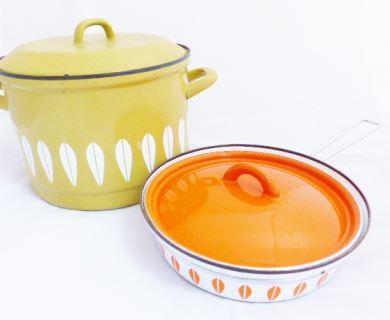 Vintage CatherineHolm pans by Kate Beavis