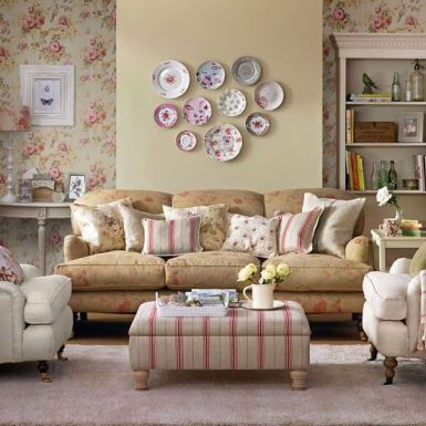 Styling Ideas Using Vintage Wallpaper Kate Beavis Vintage Expert