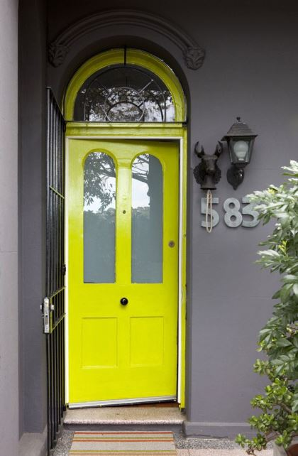 Grey house interior design ideas from Kate Beavis