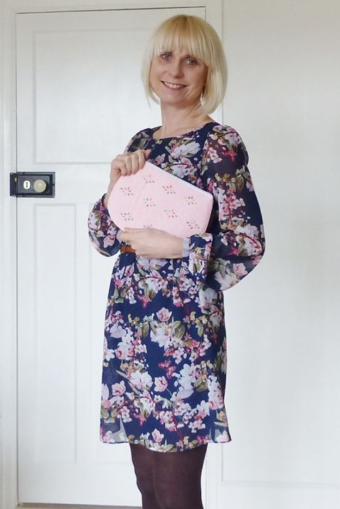 vintage beaded purse bag Play Purse on Kate Beavis