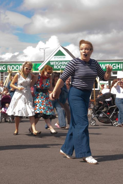 Summer of Vintage Festival as seen on Kate Beavis Vintage Home blog