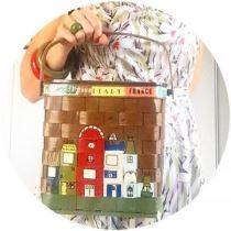 Vintage 1960s Caro Nan handbag on Kate Beavis Vintage Blog