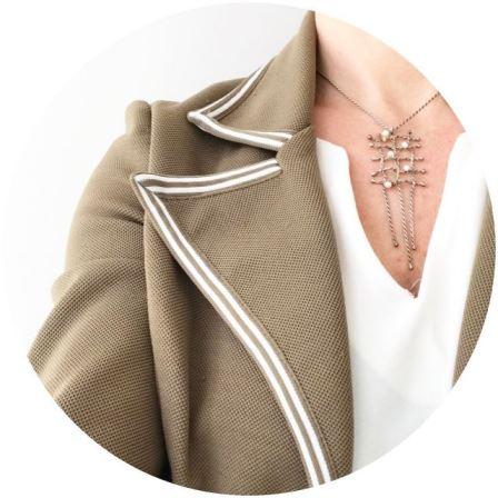 Wearing my 1970s blazer in this rainsunshine vintage blazer ootdhellip
