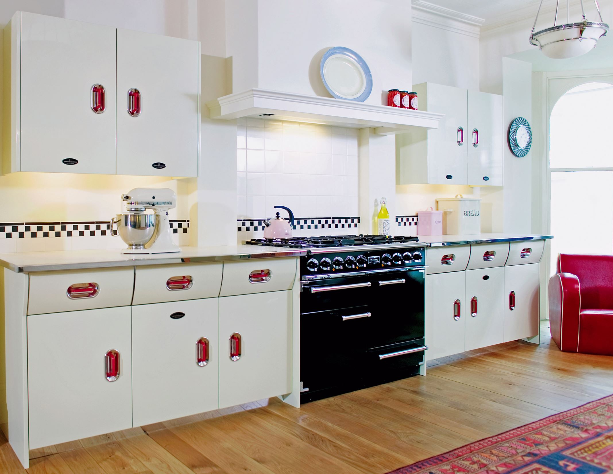 50s kitchen ideas the 1950s vintage kitchen kate beavis 10046