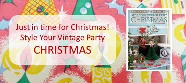 Style Your Vintage Party Christmas slider