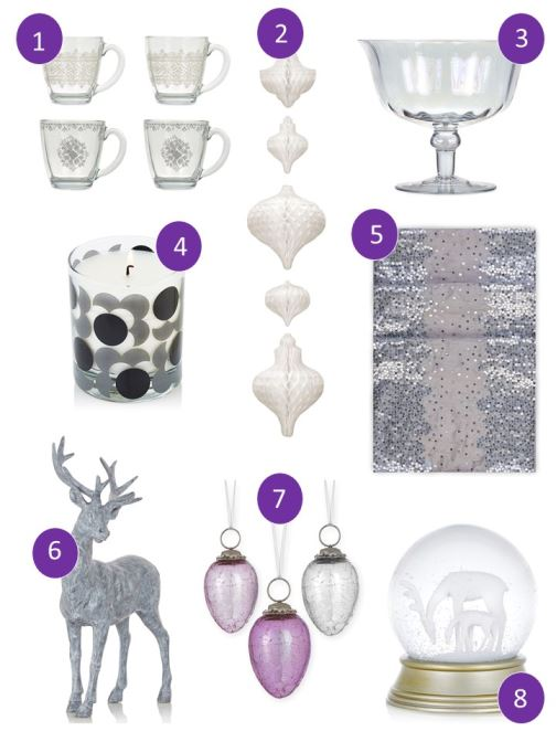 Vintage style Christmas at Next by Kate Beavis Home blog