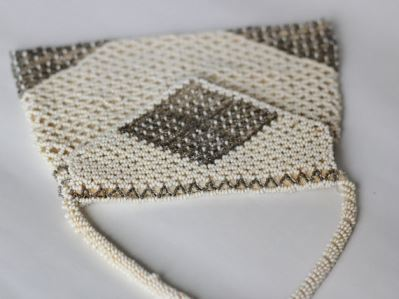 Vintage Mothers Day purse as seen on Kate Beavis Vintage Home blog
