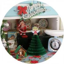 Style Your Vintage Christmas by Kate Beavis