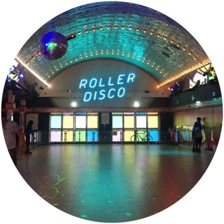 Possibly the coolest way to spend your day? Margate rollerdiscohellip