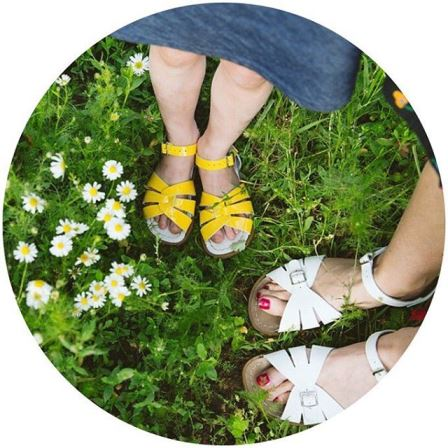 New blog! Today I share why we love saltwatersandals sohellip