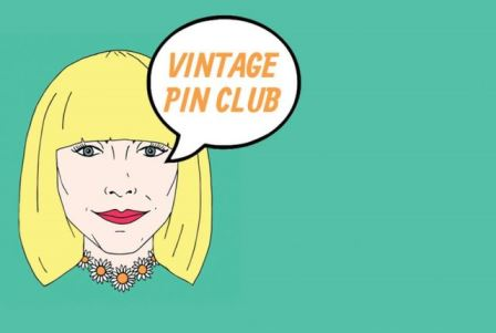 Vintage Pin Club with Kate Beavis