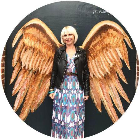 Angel wings vintage vintagefashion angel london hoxtonnbspRead more