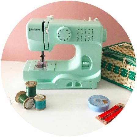 Major win Just bought this johnlewisretail sewing machine for 20hellip