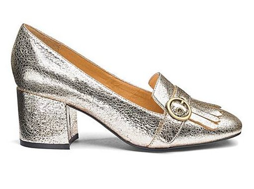 1960s mod shoes by Simply Be