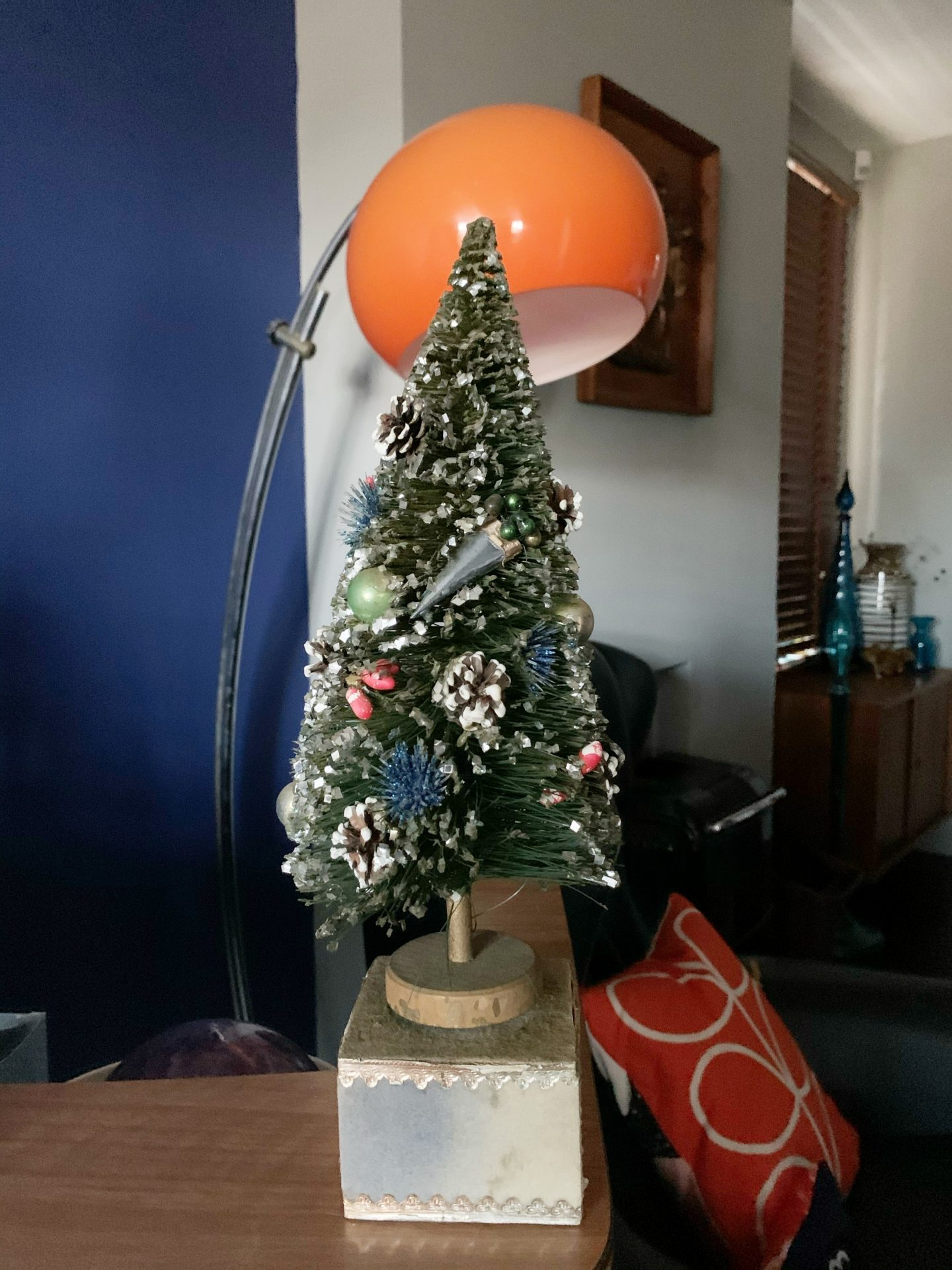 Our Vintage Christmas Decorations